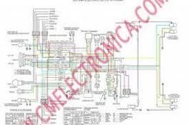 honda xrm 125 cdi wiring diagram wiring diagram