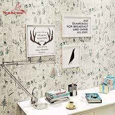 online get cheap lettering adhesive sticker aliexpress com 3m english letter pvc wall stickers bedroom living room background self adhesive wallpaper waterproof furniture renew