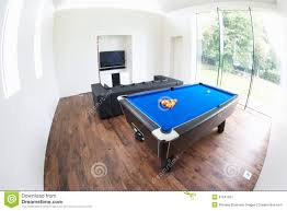 interior of games room in modern house stock image image 37641651