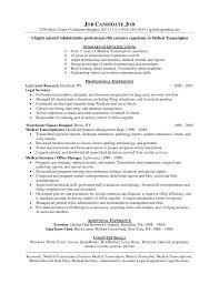 hr resume sample medical marijuana resume resume for your job application cover letter medical research