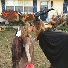 Mother Daughter Halloween Costume Homemade Magnificent Young Maleficent Costume Maléfica