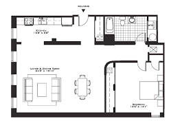 2 bedroom open floor plans 2 bedroom 1 floor plans corglife
