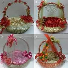 wedding baskets decorative wedding basket designer baskets manufacturer from delhi