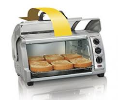 Hamilton Beach 6 Slice Toaster Oven Review Hamilton Beach Countertop Toaster Oven Easy Reach Review