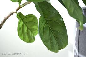 artificial fig tree best artificial fiddle leaf fig tree artificial