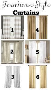 Target Living Room Curtains Farmhouse Chic Decor Target Black Curtain Best Rustic Curtains