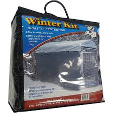 shop dog kennel covers at lowes com