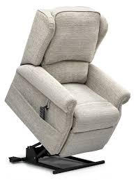 repose rimini dual motor waterfall back rise and recline chair