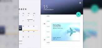 material design calendar free psd designermill
