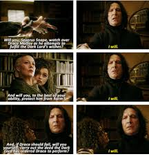 Draco Memes - will you severus snape over draco malfoy as he attempts to fulfill