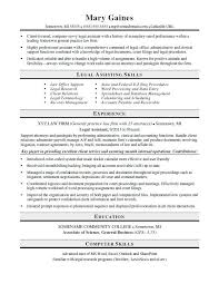 exle resume layout assistant resume sle