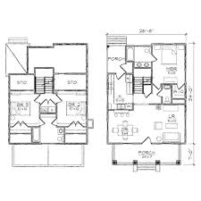 bungalow house plans with basement apartments 2 floor home plans story home plans intended for
