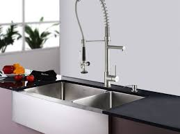 Kitchen Faucet Leaking Under Sink Kitchen Sink Beauteous Image Delta Kitchen Faucet Replacement