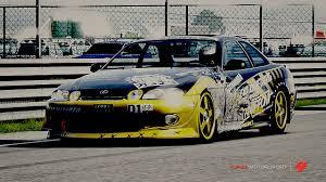 lexus sc430 drift lexus sc300 de exotico drift dans la vitrine de forza motorsport 4