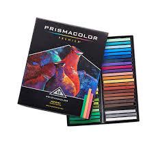 Pastel Colours Amazon Com Prismacolor Premier Nupastel Firm Pastel Color Sticks