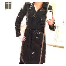 84 off calvin klein jackets u0026 blazers calvin klein black patent