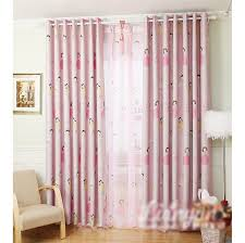 Pink And Grey Nursery Curtains Pretty Pink Nursery Curtain For