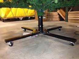 tree stands 42 heavy duty rolling tree stand for
