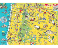 Map Of Bend Oregon by Maps Of Oregon State Collection Of Detailed Maps Of Oregon State