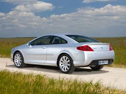 peugeot 407 peugeot 407 coupe photos photogallery with 32 pics carsbase com