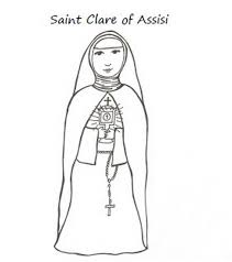 Catholic Saints And All Saint S Day Coloring Pages Family Saints Colouring Pages