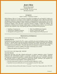 Associate Attorney Resume Sample by 5 Lawyer Resume Sample Assistant Cover Letter