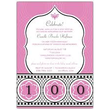 100th birthday invitations plumegiant com