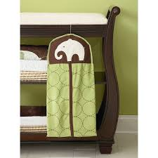 Carter S Convertible Crib by Cute Baby Bedding U2013 Carter U0027s Elephant 4 Piece Crib Set On