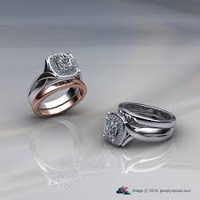 model wedding ring discover our 3d wedding ring models collection