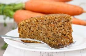 sugar free carrot cake glycoleap