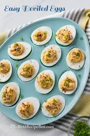 deviled egg dishes easy deviled eggs recipe for best deviled eggs
