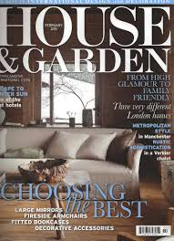 House And Home Magazine by House U0026 Garden British Miss Rumphius U0027 Rules