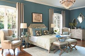 jeff lewis u0027 paint color lake this grey washed wood frame bed