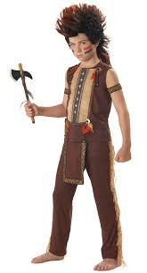 Indian Halloween Costumes Indian Costumes Kids Indian Warrior Boys Costume Native