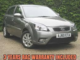 used kia rio cars for sale motors co uk
