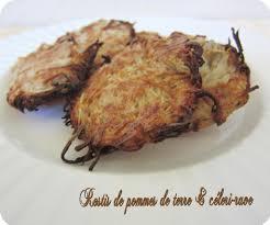 cuisine celeri rostis de pomme de terre céleri cuisine et dépendances