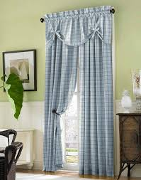 what should you concern in the choice of curtains in the country