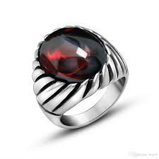 discount ruby stone rings for men 2017 ruby stone rings for men