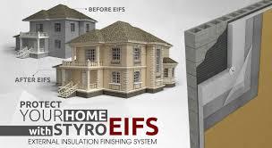 styro eifs exterior insulation finishing system youtube