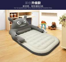 totoro inflatable bed air cushion bed household portable outdoor