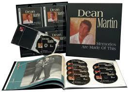 dean martin box set memories are made of this 8 cd bear