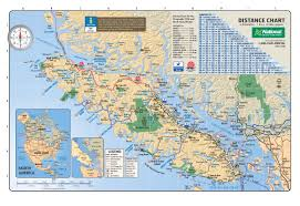 Map Of British Columbia Canada by Download Our Map Of Vancouver Island Bc Canada For Personal