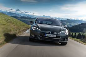 tesla inside engine tesla model s p90d 2015 review by car magazine