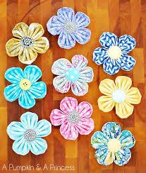 Tutorials By A 387 Best Ribbon U0026 Fabric Flower Tutorials Images On Pinterest