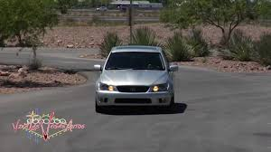 lexus cars las vegas 2002 lexus is300 test drive viva las vegas autos youtube