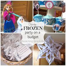 Kitchen Party Ideas Frozen Birthday Party Ideas Crafts Henol Decoration Ideas