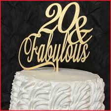 glitter cake topper 20 cake topper 232386 20th birthday cake topper 20 fabulous cake