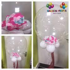 gift inside a balloon balloonpeoplehudds gift inside balloons