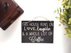 coffee bar sign wooden coffee sign coffee by gracefulhandmade
