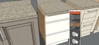 easysketch kitchen design plugin sketchup extension warehouse